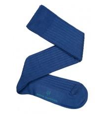 Calcetín Hilo de Escocia azul Raf. Talla 37-39